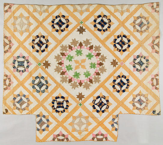 King David's Crown quilt